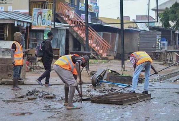 Environmental sanitation in Ilorin, Kwara State  How Revenue Service promotes sanitation in Kwara FB IMG 1474302455804