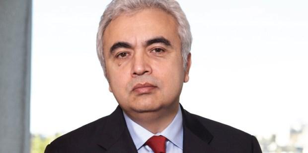 IEA Executive Director, Fatih Birol.