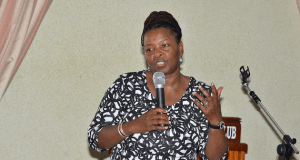 Njeri Kabeberi  Paris accord pull-out: Trump surrenders US global leadership – Greenpeace NJERI KABEBERI