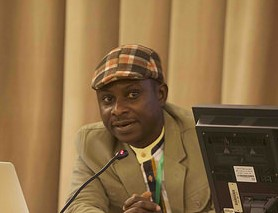 Atayi Babs Opaluwah of Nigeria. One of the ACCER Award winners  PACJA decorates 2016 ACCER Award winners 30150332340 cebf933a89 z 1