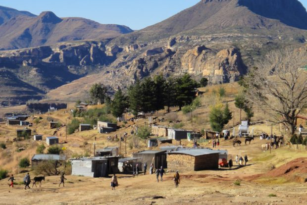 Inequalities: The impact of climate change is affecting Lesotho's progress towards development in a number of areas, including agriculture, food security, water resources, public health and disaster risk management. Photo credit: FAO  How inequalities exacerbate climate impacts on poor, vulnerable people Climate Change e1475730240763