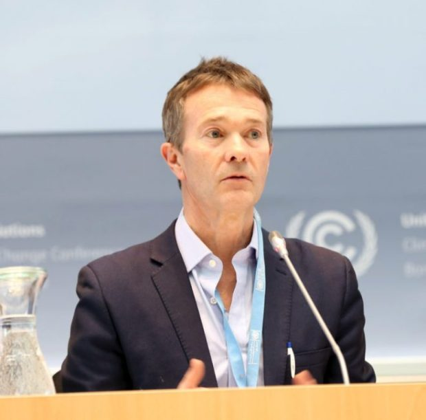 UNFCCC Spokesperson, Nick Nuttall. He says that young people around the world, such as the victorious climate activists from Tunisia and Vietnam, are intensely engaged in helping to construct greener, safer and more prosperous societies  Tunisian, Vietnamese win COP22 Youth Climate Video competition Nick Nuttall e1475782357331