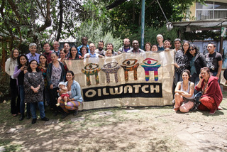 Members of Oilwatch