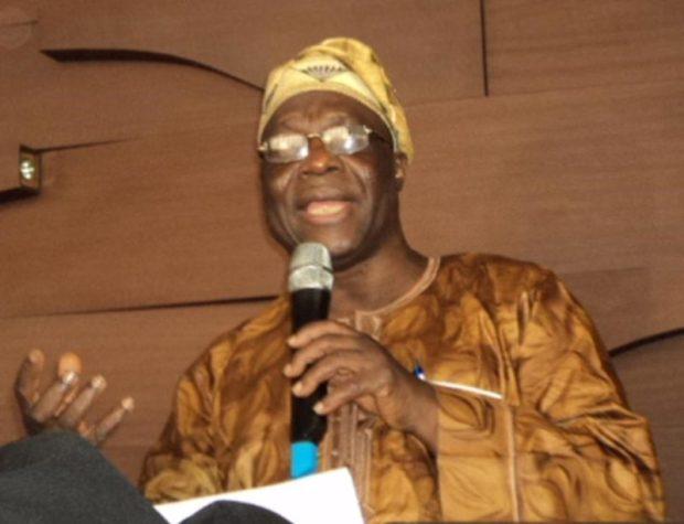 Prof. Emmanuel Olukayode Oladipo  Factors hindering Africa at international negotiations – Oladipo Prof