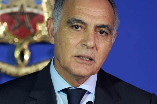 Moroccan Foreign Minister, Salaheddine Mezouar, who has been designated by Morocco and the African Group to serve as the President of COP22 and CMP12, will also head the CMA1. Photo credit: AFP /Fadel Senna