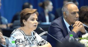 Patricia Espinosa  105 nations have ratified Paris Agreement – Mezouar Capture d   e  cran 2016 09 08 a   12