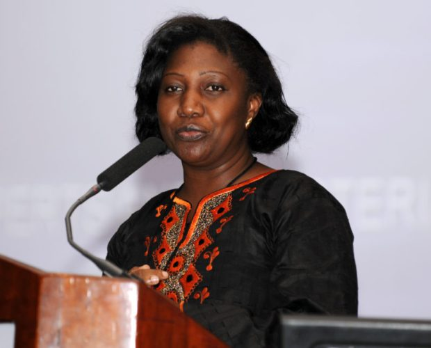 NEPAD Director of Programmes, Estherine Lisinge-Fotabong  How Africa's agriculture sector can benefit from climate finance, by NEPAD Estherine Lisinge Fotabong e1478964569923