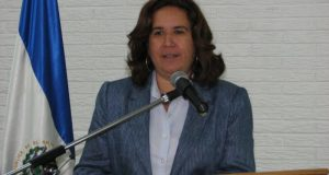 Lina Pohl  El Salvador develops NDC roadmap with adaptation component Honorable Vice Minister Lina Pohl e1480721830165
