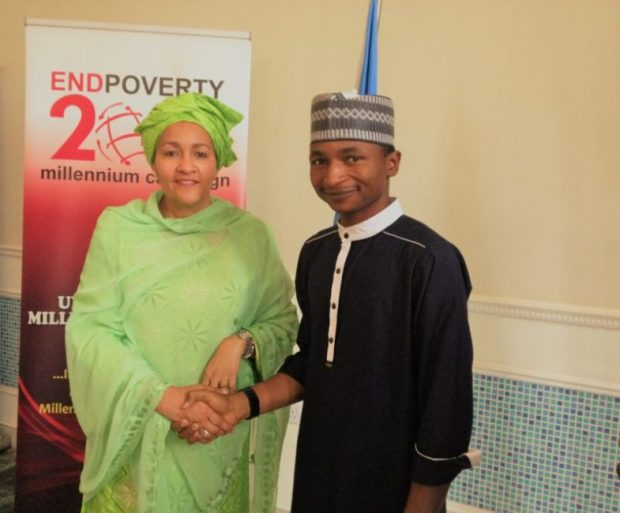 Amina Mohammed has date with history, says group IMG 10901 e1482276548995
