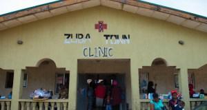 Zuba Primary Health Centre