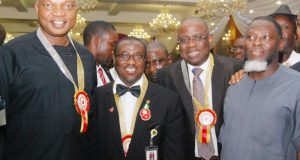 Mr. Osagie Okunbor  Petroleum technologists honour Shell boss PETAN1 e1481830315698