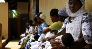maternal mortality  Community, workers collaborate to tackle infant, maternal mortality woman e1481126489691