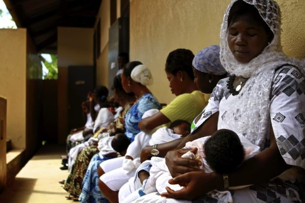There are concerns over the high infant and maternal mortality rates in Nigeria
