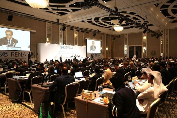 IRENA  7th IRENA Assembly seeks to accelerate global energy transition IRENA