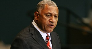 Fiji  Bonn: Fiji outlines COP23 priorities, as nations make progress on Paris Agreement implementation guidelines Voreqe Bainimarama