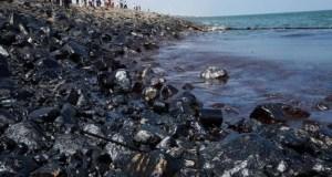 India-oil-spill