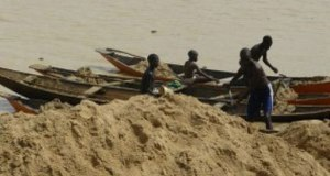 lagos sand mining  Radio Report: Implications of sand mining in Lagos lagos sand mining