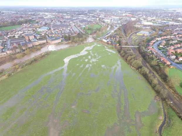 River  World Wetlands Day: Five wetlands that mitigate extreme weather river caldew cumbria
