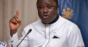 Ben Ayade  Superhighway: NLC, TUC give government 21-day ultimatum to release EIA ayade portrait2 white