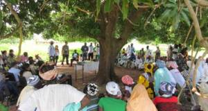 Burkina-Faso  World Bank, partners supervise Burkina Faso community forestry project Burkina