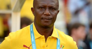Kwesi-Appiah  Kwesi Appiah returns as Black Stars coach Kwesi Appiah