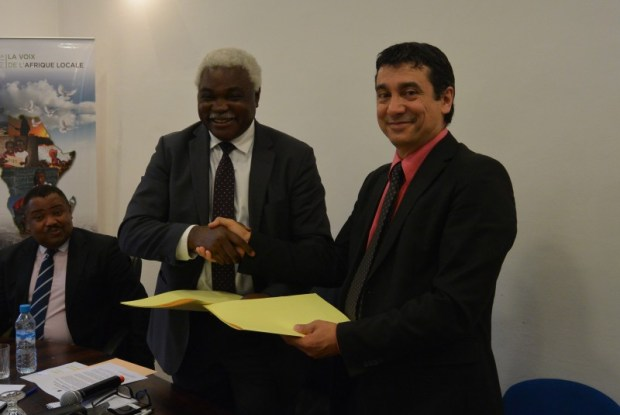 UCLG-Africa  Protocol may pave way for local authorities to access climate finance Workshop