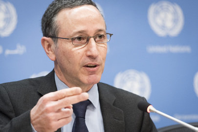 Robert-Glasser  Cancun talks seek to functionalise multi-hazard early warning Robert Glasser