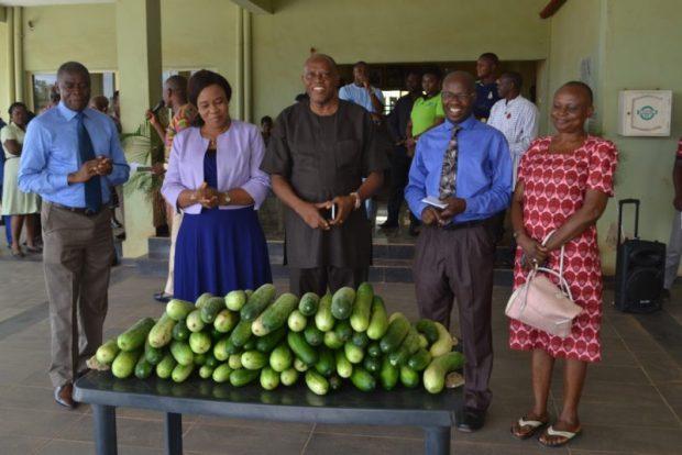 FUNAI-university-farm  Federal varsity urges commitment to agriculture, inaugurates farm agric 4 e1495117985493