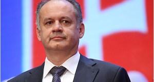 Andrej Kiska  Slovakia ratifies Minamata Convention Andrej Kiska President of Slovakia