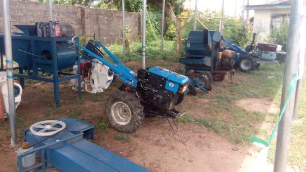 Benue-farm-equipment  Benue growers get farm equipment Benue e1497020285687