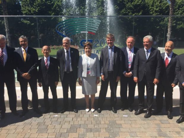 Bologna-G7-UNFCCC