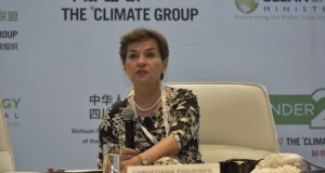 Christiana Figueres  Figueres emerges Global Ambassador of Under2 Coalition Figueres e1496951930600