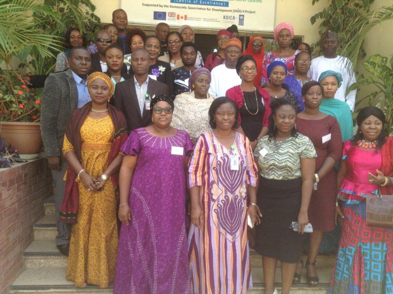 Women Tasked On Funding Female Candidates