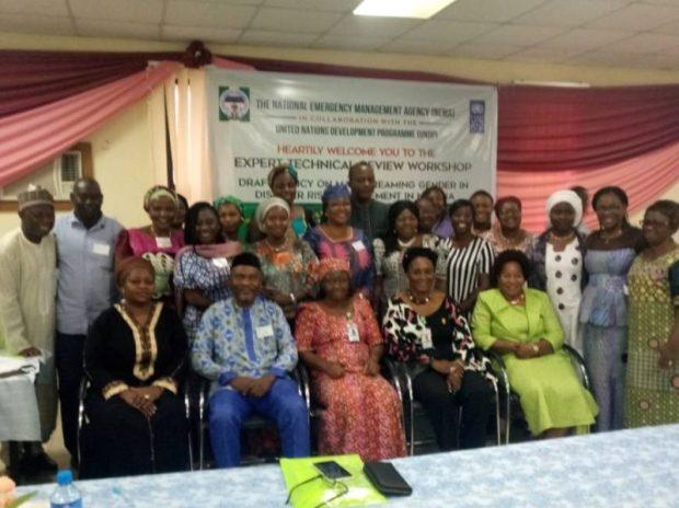 NEMA-UNDP  Need for disaster management-gender mainstreaming policy implementation underscored Kuru e1496430757209