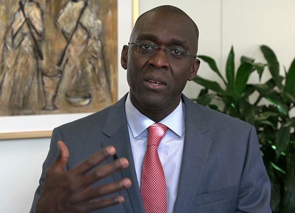 Makhtar Diop  World Bank announces Agritech Challenge Makhtar Diop