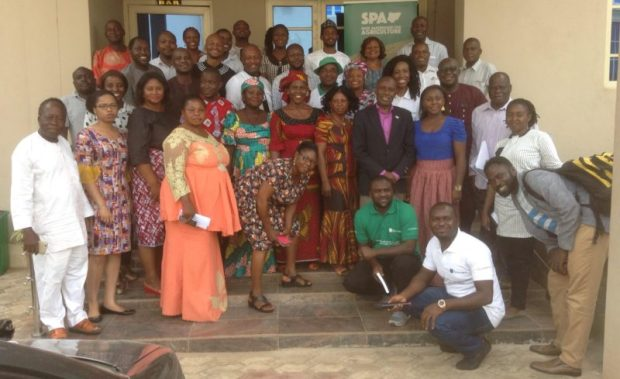 Benue-CDT/AVG meeting  Stakeholders, Gates Foundation draft agriculture policy for Benue Makurdi e1497582438298