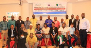 Pre-AMCEN talks  African CSOs hold pre-AMCEN talks in Libreville Pacja