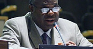 Professor Lawrence Awosika  Nigerian re-elected Chair of UN scientific panel Professor Lawrence Awosika
