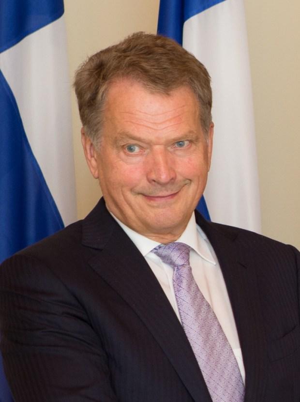 Sauli Väinämö Niinistö