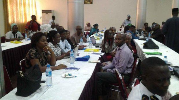 UNDP-AbujaPlan  UNDP, stakeholders develop 5-year strategic plan to transform Abuja UNDP AbujaPlan1 e1497109385463