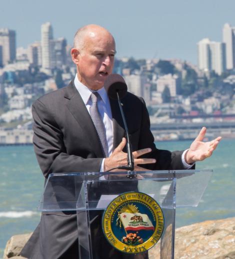 Governor Edmund G. Brown Jr.
