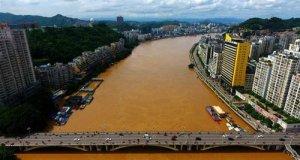China flood