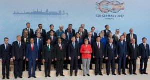G20  Paris Agreement irreversible, say G20 leaders G20 e1499618246963