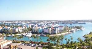 Nassau the Bahamas