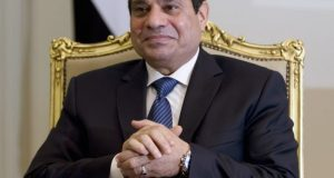 Abdel Fattah el-Sisi  Egypt ratifies Paris Agreement as 152nd Party abdel fattah al sisi e1499174212718