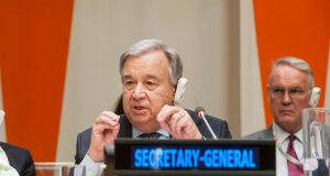 António Guterres  UN urges accelerated efforts to achieve SDGs guterres e1499447306306