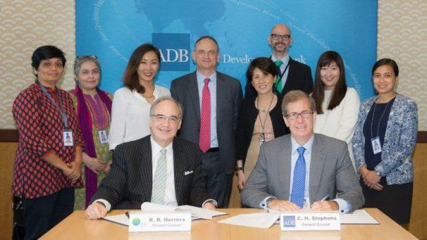 GCF-ADB