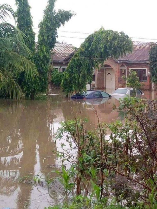 Makurdi flood  Flooding: Benue to review master plan of Makurdi, others Benue1