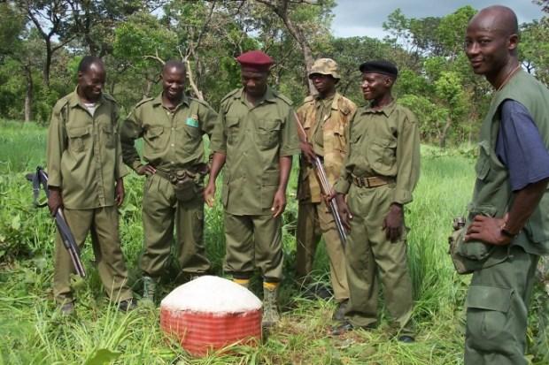 National Park rangers