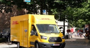 DHL Ford  Clean mobility: DHL, Ford unveil electric van deutsch post 2